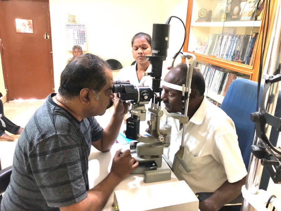 Restoring Sight in India and Myanmar